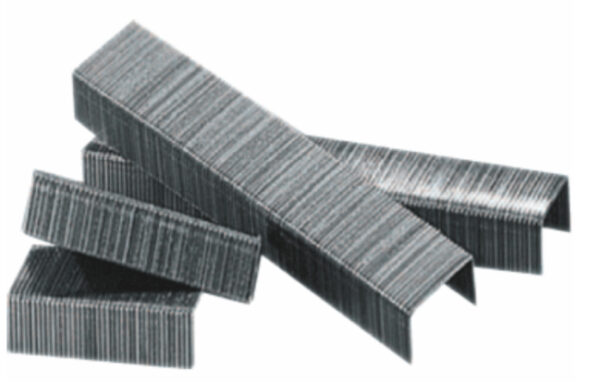 Heftklammern für Handheftpistole. Länge 6 mm