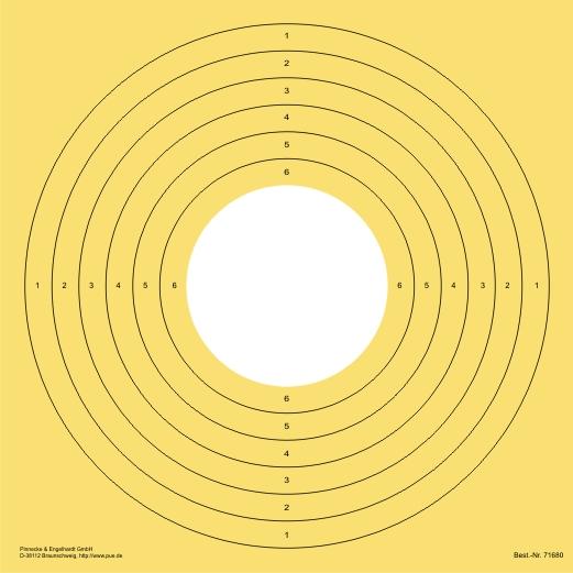 LP-Scheibenkassette 10 m