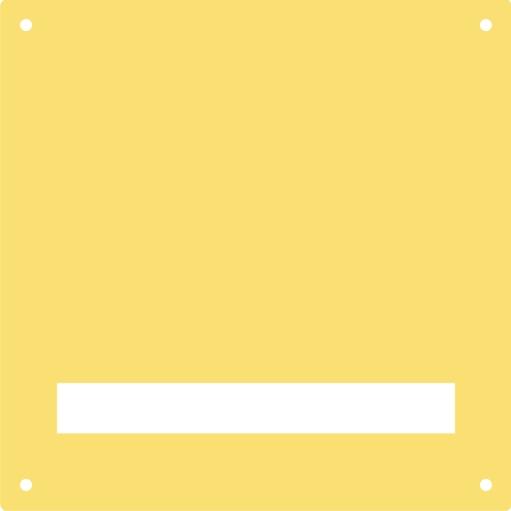 Vorsatzscheibe f. DISAG OpticScore/LG-Ausbildungsscheibe 10 m