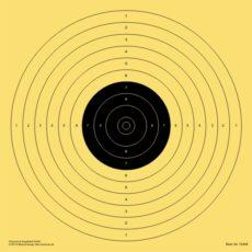 LP-Scheibe 10 m