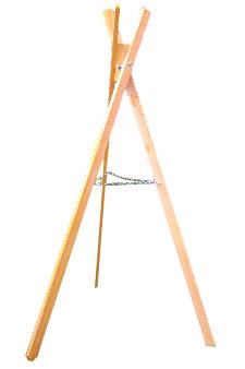 Dreieck-Zielstativ