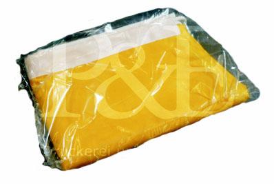 Warn- und Hissflagge. gelb
