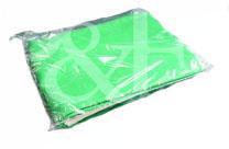 Warn- und Hissflagge. grün