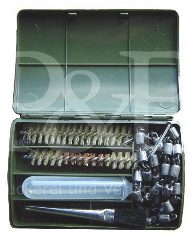 Reinigungsgerät für Gewehr Kal. 7.62-9 mm