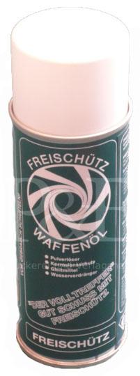 Freischütz Waffenöl Spray Grün