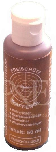 Freischütz Waffenöl flüssig Gold