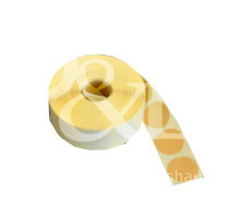 Schusspflaster Durchmesser 20 mm braun