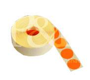 Schusspflaster Durchmesser 15mm rot