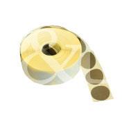 Schusspflaster Durchmesser 20 mm oliv